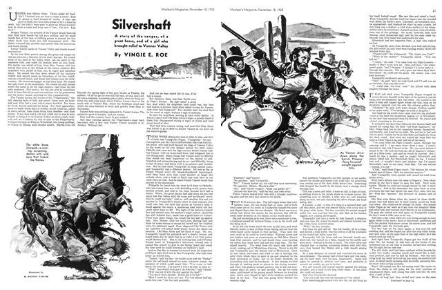 Silvershaft