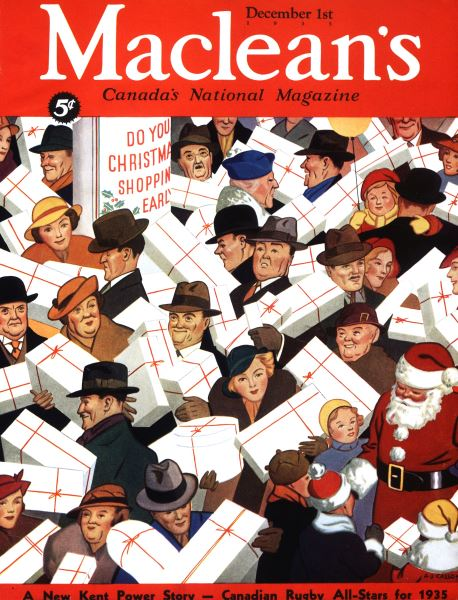 Issue: - December 1st 1935 | Maclean's