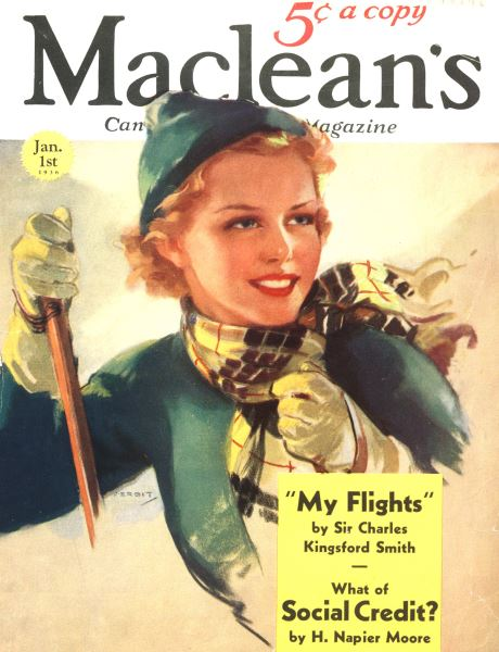 Issue: - Jan. 1st 1936 | Maclean's