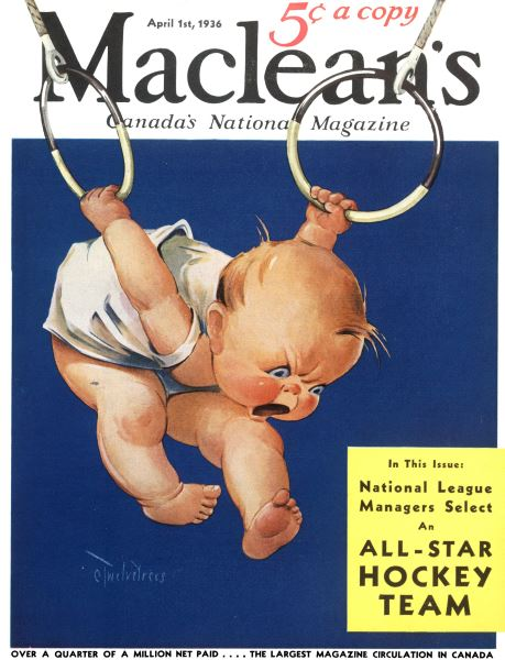Issue: - April 1st, 1936 | Maclean's
