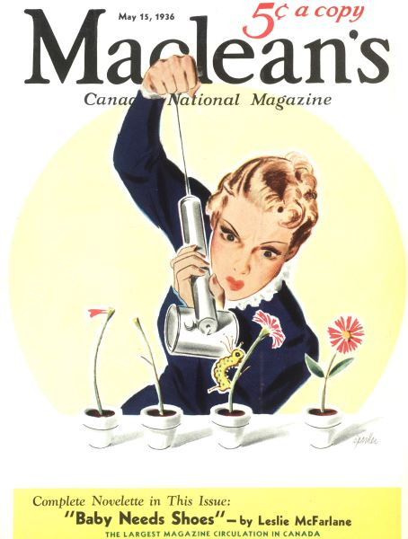 Issue: - May 1936 | Maclean's