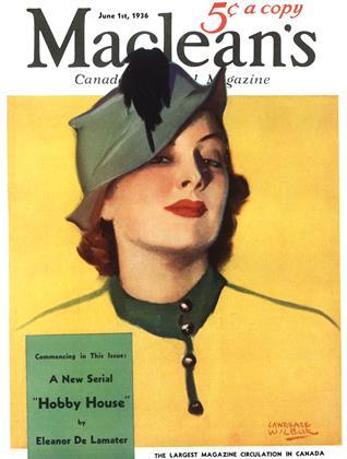 June 1st, 1936 | Maclean's