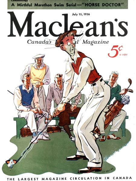 Issue: - July 1936 | Maclean's