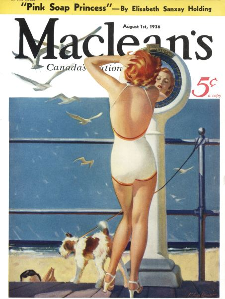 Issue: - August 1st, 1936 | Maclean's