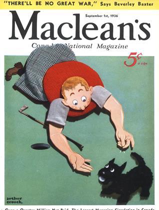 September 1st, 1936 | Maclean's