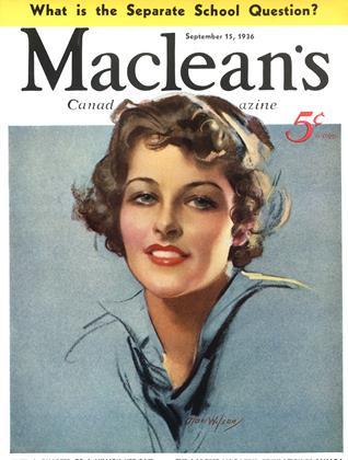September 15, 1936 | Maclean's