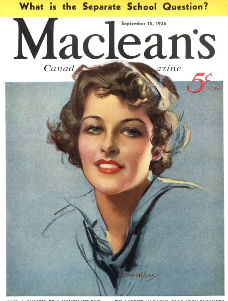 Issue: - September 1936 | Maclean's