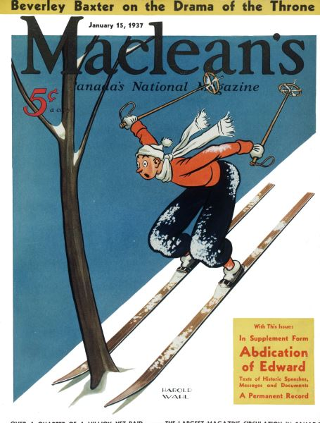Issue: - January 1937 | Maclean's