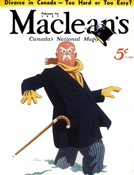 Issue: - February 1st 1937 | Maclean's