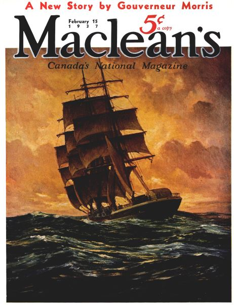 Issue: - February 1937 | Maclean's