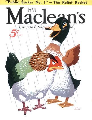 April 1st 1937 | Maclean's