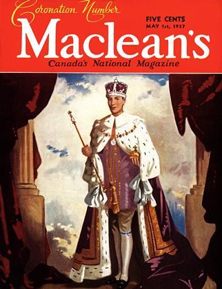 MAY 1st, 1937 | Maclean's