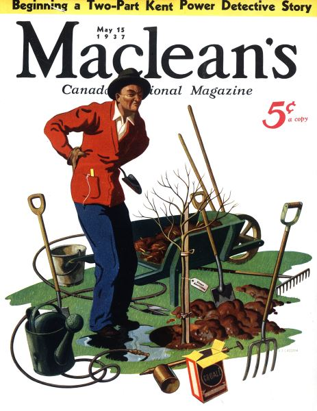 Issue: - May 1937 | Maclean's
