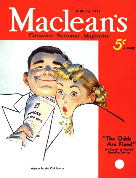 Issue: - JUNE 1st, 1937 | Maclean's