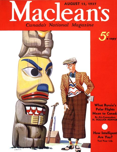 Issue: - August 1937 | Maclean's