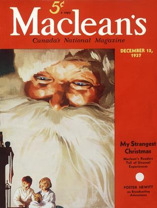 DECEMBER 15, 1937 | Maclean's