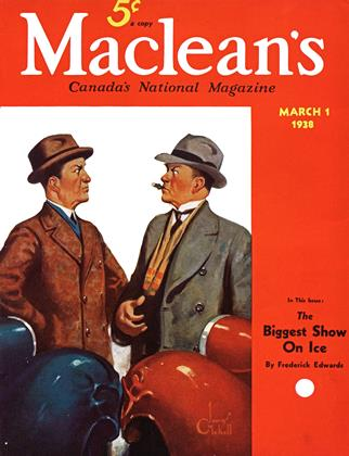 MARCH 1 1938 | Maclean's