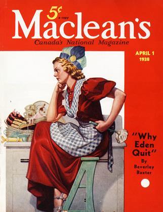APRIL 1 1938 | Maclean's