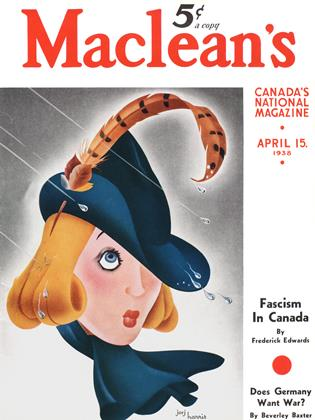 Cover for the April 15 1938 issue