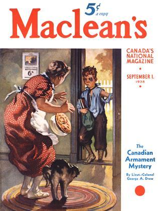 SEPTEMBER 1, 1938 | Maclean's