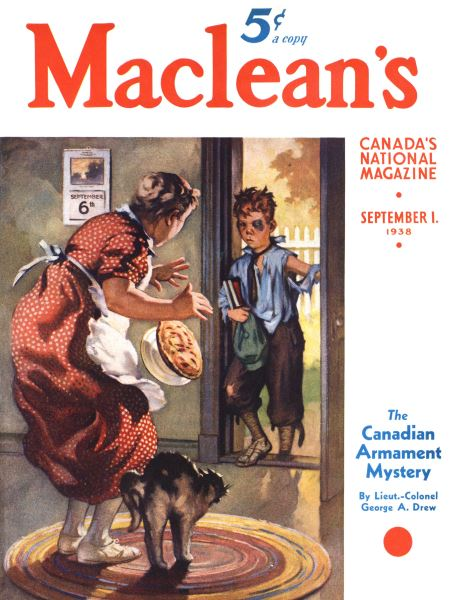 Issue: - September 1938 | Maclean's