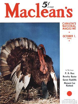 OCTOBER 1. 1938 | Maclean's
