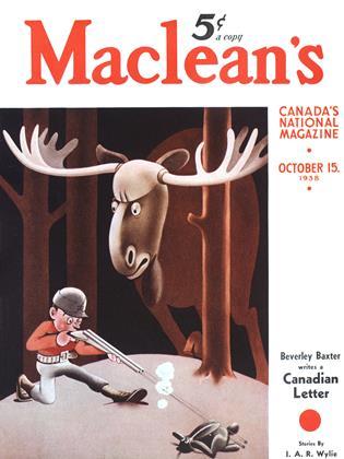 OCTOBER 15. 1938 | Maclean's