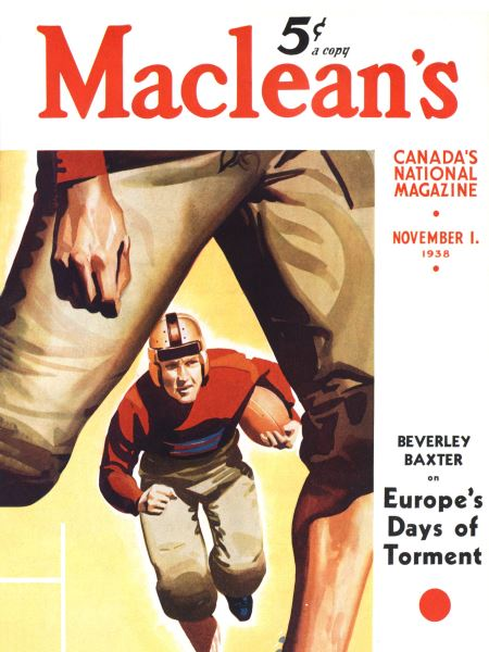 Issue: - November 1938 | Maclean's