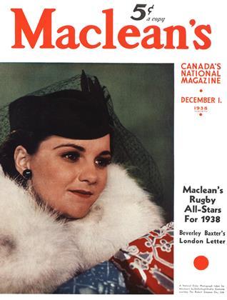 DECEMBER 1, 1938 | Maclean's