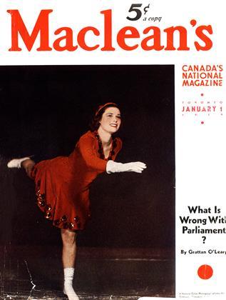 JANUARY 1, 1939 | Maclean's