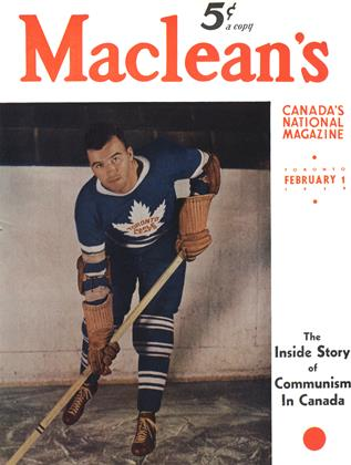 Cover for the February 1 1939 issue