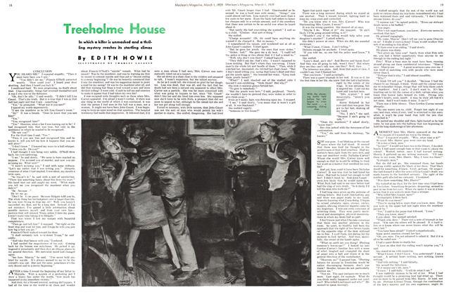 Treeholme House