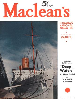 MARCH 15, 1939 | Maclean's