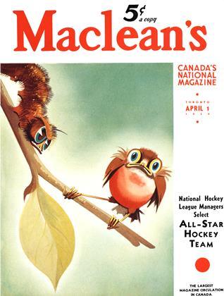 APRIL 1, 1939 | Maclean's