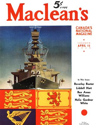 Cover for the April 15 1939 issue