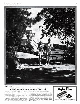 MAY 15, 1939 | Maclean's