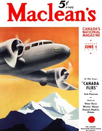 JUNE 1, 1939 | Maclean's