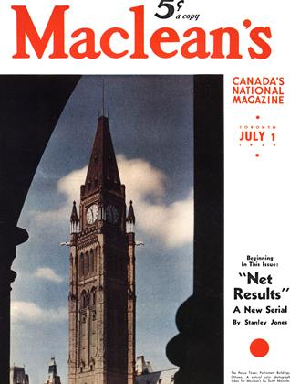 Cover for the July 1 1939 issue
