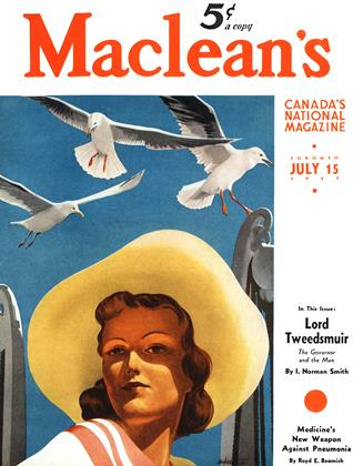 Cover for the July 15 1939 issue