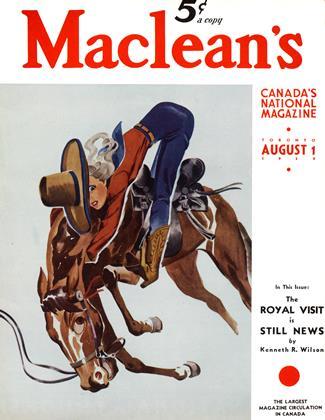 AUGUST 1 1939 | Maclean's