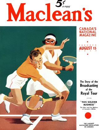 Cover for the August 15 1939 issue