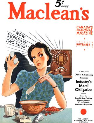 Cover for the November 1 1939 issue