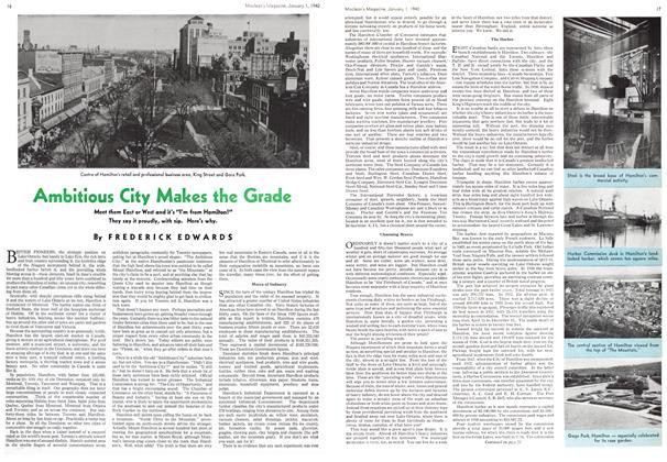 Ambitious City Makes the Grade