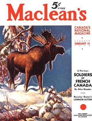 Cover for the February 15 1940 issue