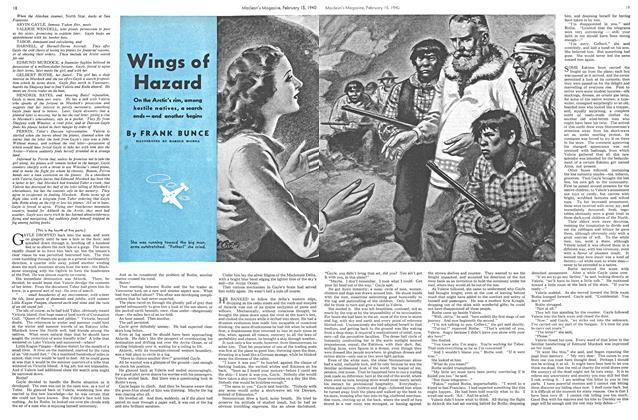 Wings of Hazard