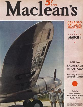 MARCH 1 1940 | Maclean's