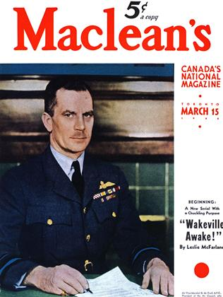 MARCH 15 1940 | Maclean's