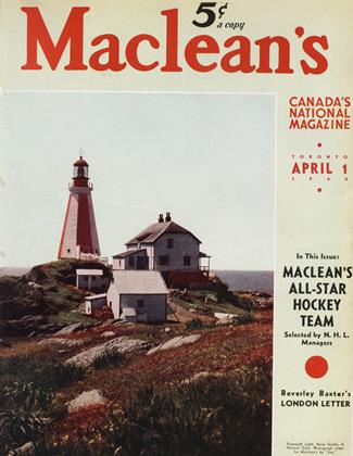 Cover for the April 1 1940 issue