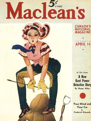 Cover for the April 15 1940 issue