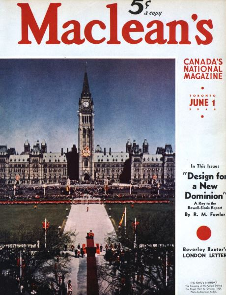 Issue: - June 1940 | Maclean's